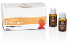 integratore alimentare arginina fosfoserina